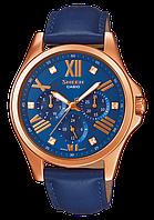 Женские часы CASIO Sheen SHE-3806GL-2AUER оригинал