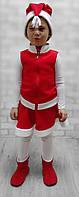 Карнавальный костюм снегурочка костюм гномик веселый гномик Vlad&K