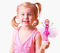 Кукла интерактивная летающая Волшебная Маша