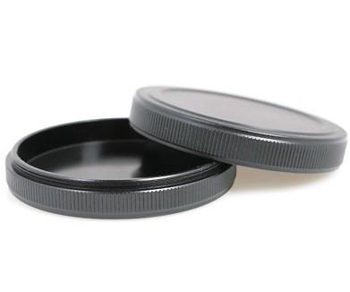 Металлические защитные крышки для хранения светофильтров 55 мм