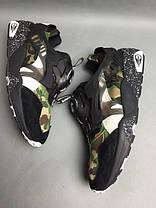 Мужские кроссовки Puma Disc Blaze x Bape 358846-01, Пума Диск Блейз, фото 2
