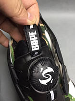 Мужские кроссовки Puma Disc Blaze x Bape 358846-01, Пума Диск Блейз, фото 3