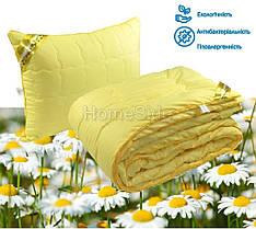 Одеяло + Подушка 140x205 облегченное Golden Aroma Therapy полуторное 200г/м2