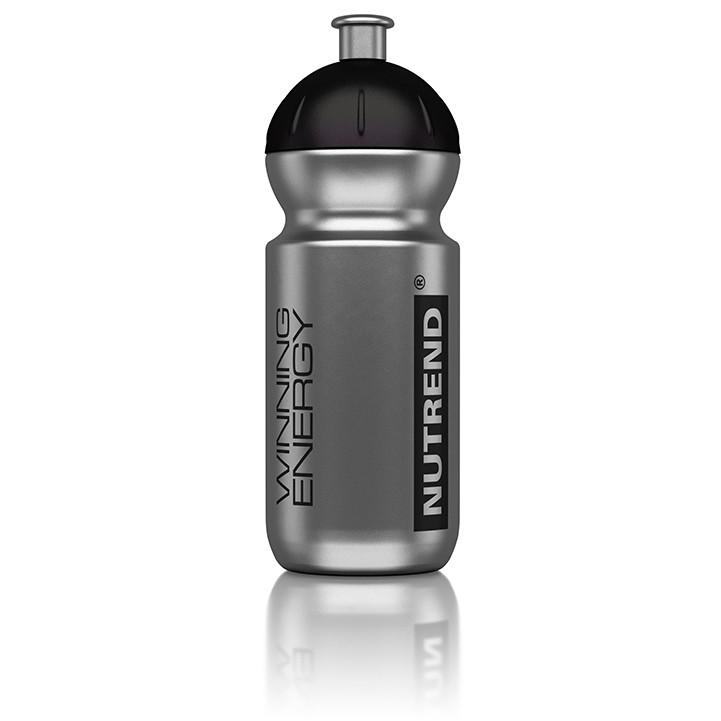 Спортивная бутылка Nutrend серебряная 500 ml