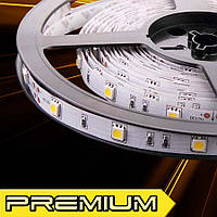 Светодиодная лента PREMIUM SMD 5050-30 IP20, фото 1