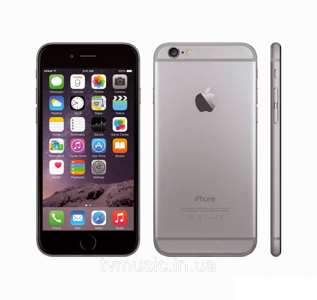 Мобильный телефон Apple iPhone 6S 16GB Space Gray