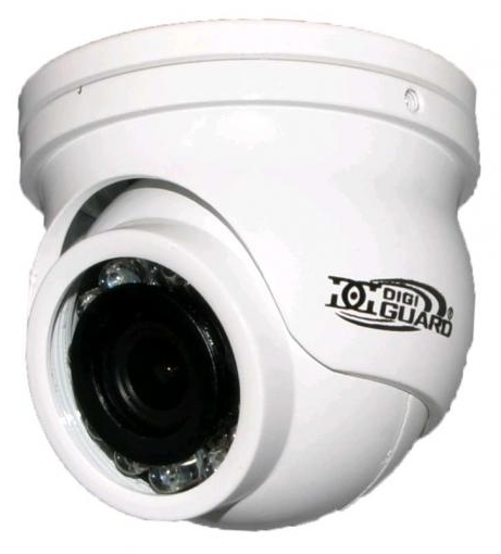 Видеокамера MHD DigiGuard DG-2200 White
