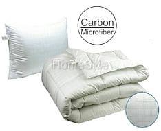 Одеяло с карбоновой нитью 140x205 Anti-stress + подушка 50х70