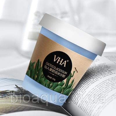 Успокаивающий смузи-гель VHA Cactus с экстрактом кактуса VHA 200 g