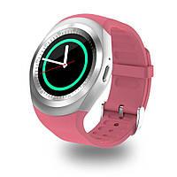 Смарт-часы UWatch Y1 Розовый