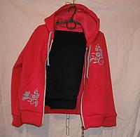 Детский спортивный костюм веточка. Зима