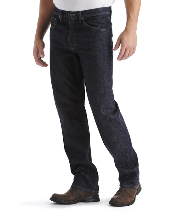 Джинсы Lee Men's Regular Fit Straight Leg Jean