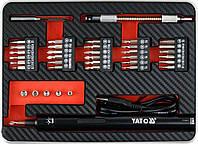 Аккумуляторная отвертка Yato YT-27930