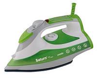 Утюг SATURN ST-CC7138 Green керамическая подошва