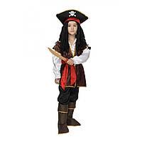 Карнавальный костюм пирата Джека Воробья для мальчика, фото 1