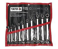 Набор накидных ключей Yato YT-0250