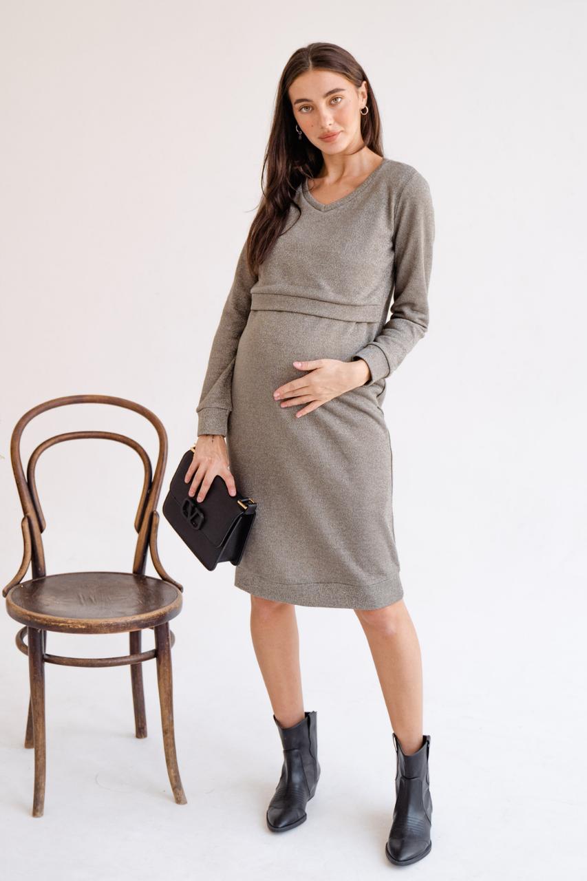 Платье для беременных и кормящих To Be 3138646