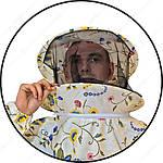Костюм пчеловода ситцевый, фото 4