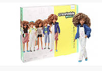 Кукла Создаваемый мир Mattel Creatable World Blonde Curly Hair original А-24, КОД: 1822454