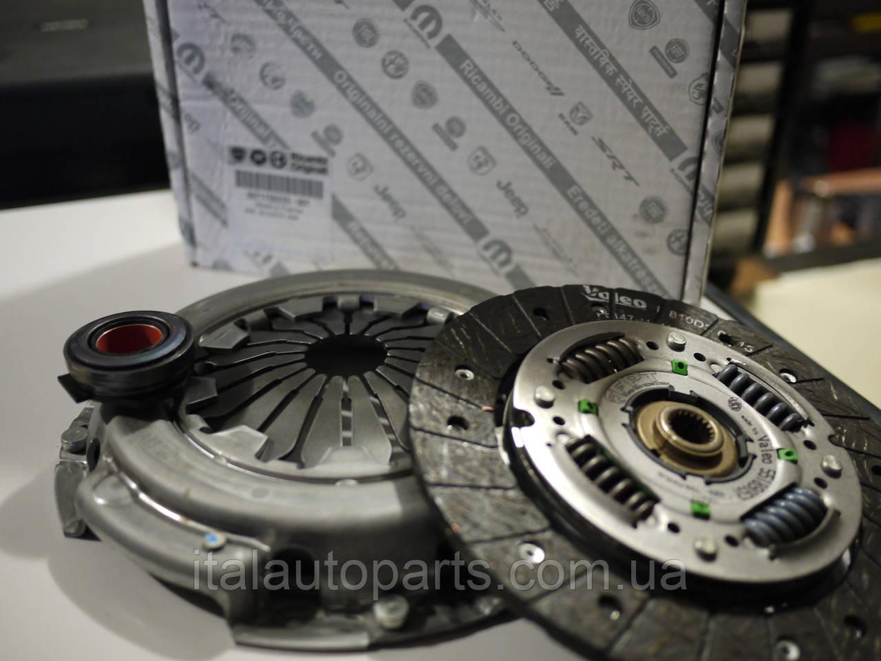 Комплект сцепления Fiat Doblo 1,4