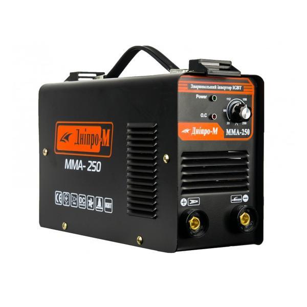 Сварочный аппарат инверторного типа ДНИПРО-М ММА-250