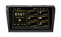 "Штатна автомагнітола Incar DTA-0230 Mazda 3 2004-2008 Android 10 9""+Navi, фото 1"
