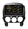 "Штатна автомагнітола Incar DTA-0235 Mazda 2 2007-2014 Android 10 9""+Navi"