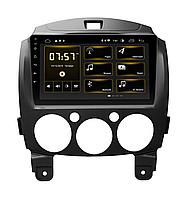 "Штатна автомагнітола Incar DTA-0235 Mazda 2 2007-2014 Android 10 9""+Navi, фото 1"