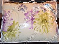 Одеяло детское 110х140 холлофайбер летнее Merkys цветной поликоттон