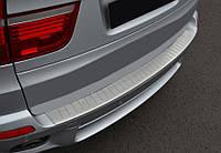 BMW X5 E70 Накладка на задний бампер OmsaLine