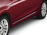 Fiat Tipo Молдинг дверної нержавійка