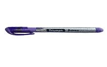 Ручка масляна Hiper Triumph HO-195 фіолетова 50шт/уп