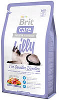 Brit Care Cat Lilly, 2+0,4 кг