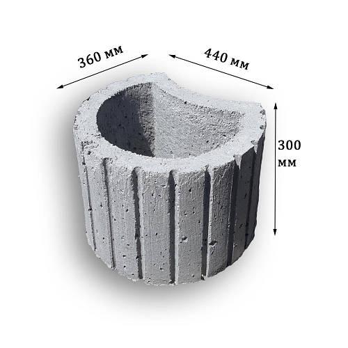 цветочница бетон купить