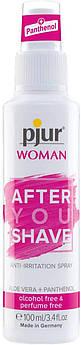 Спрей после бритья Pjur Woman After Shave
