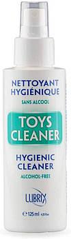 Антибактериальный спрей  Lubrix Toys Cleaner для очистки игрушек 125 (мл)