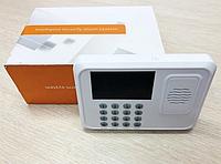 Сигнализация для дома GSM JYX G1 433 GHz с датчиком движения (2 пульта)