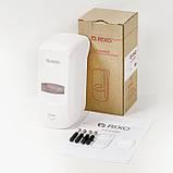 Дозатор жидкого антисептика и дезинфицирующих средств Rixo  S269WS, фото 4