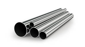 Труба нержавеющая полированная  AISI 304 tig 18х2 мм