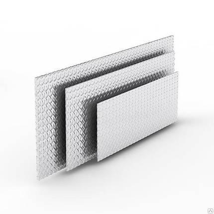 Алюмінієвий лист рифлений 1х1000х2000 мм, фото 2
