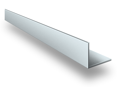 Уголок алюминиевый АД31 10х10х2 мм, фото 2