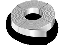 Лента нихромовая Х20Н80 1х10 мм, фото 2