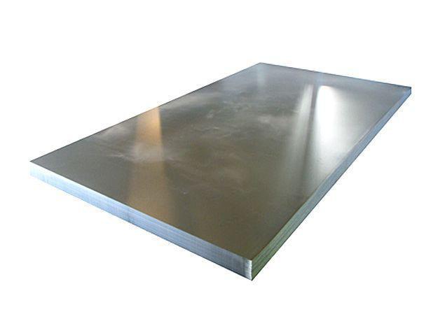 Лист нержавіючий AISI 430 3х1250х2500 мм