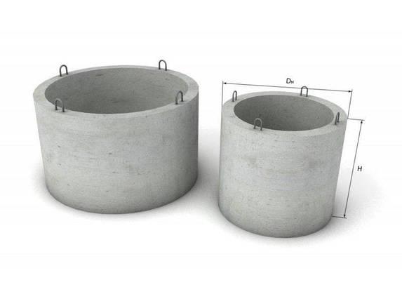Бетонные кольца КС 20-9, фото 2