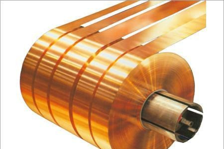 Лента бронзовая БрКМЦ 0,15х250 мм