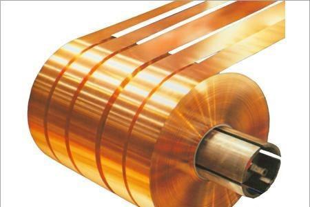 Лента бронзовая твердая БРБ2 0,4х250 мм