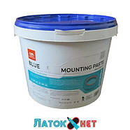 Монтажная паста+герметик синяя гелевая ИнструментаЛЛика Украина 10 кг, фото 3
