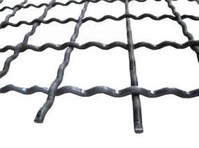 Канилированная сетка  45х45х4 мм