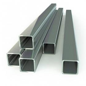 Труба алюминиевая профильная АД31 100х20х2 мм