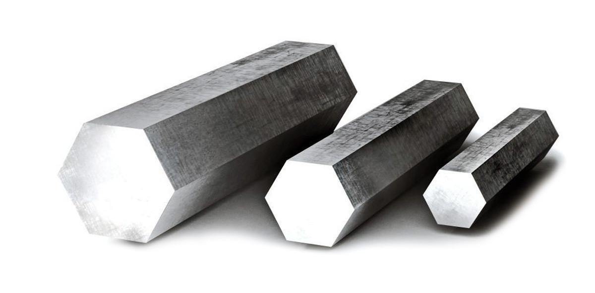 Шестигранник калиброванный ст.40Х 13 мм
